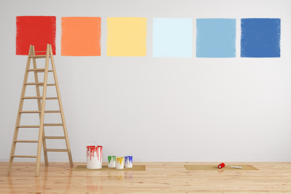 Top Tips for Painting a New Build Home