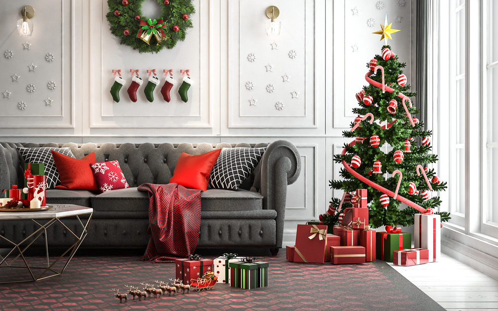 Christmas Colour Schemes and Festive Decorating Ideas