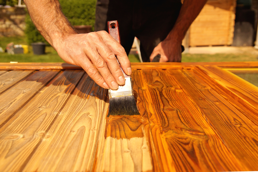 Repaint and Revive Outdoor Woodwork