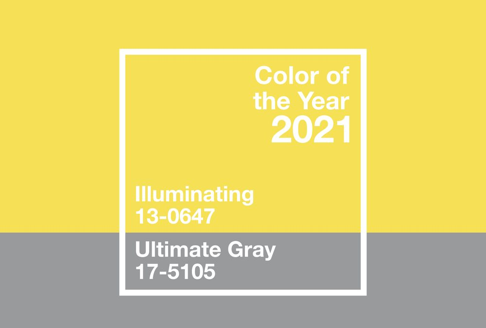 Introducing Pantone's 2021 Colour of the Year