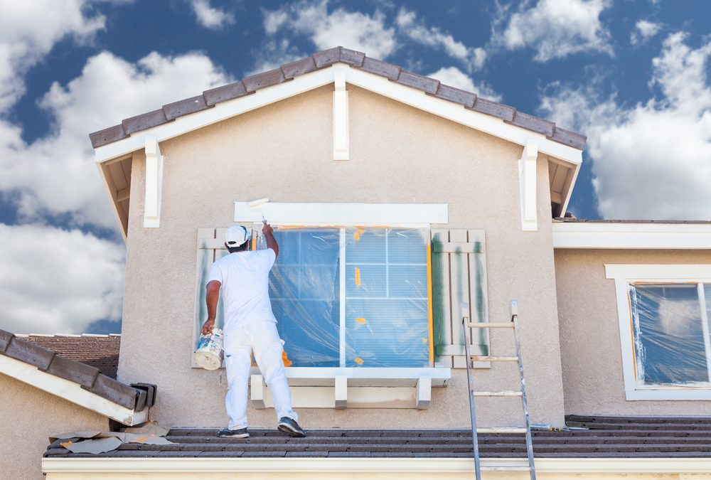 Top Tips for Painting a House's Exterior in Summer